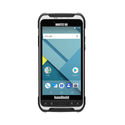 Nautiz X6 - 6.0'' rugged Android device