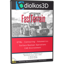 Fast-Terrain take-off calculation software